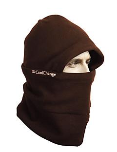 tanie Odzież turystyczna-CoolChange Rower/Kolarstwo Kominiarki / Maska Męskie Oddychający / Zdatny do noszenia / Keep Warm Aksamit Modny / Jendolity kolor