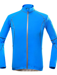 KORAMAN Camisa para Ciclismo Homens Manga Longa Moto Camisa/Roupas Para Esporte Blusas Secagem Rápida Resistente Raios Ultravioleta