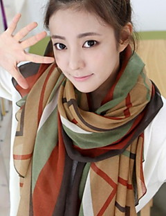 Women's Chiffon Cute Party Work Casual Winter Screen Color