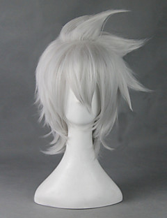 cheap Anime Cosplay-Cosplay Wigs SoulEater Cosplay Anime Cosplay Wigs 30 CM Heat Resistant Fiber Men's Women's