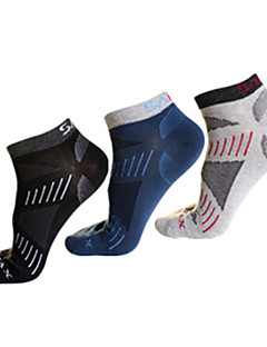 Hiking Socks Thermal / Warm Quick Dry Wearable Breathable Limits Bacteria Reduces Chafing Sweat-wicking Anti-skidding/Non-Skid/Antiskid
