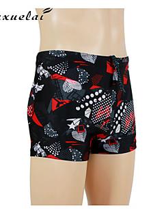 yywz051®men moda rüya siyah düz açı yüzmek şort