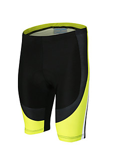 povoljno -Arsuxeo Muškarci Biciklističke kratke hlače s jastučićima Bicikl Kratke hlače / Podstavljene kratke hlače / Donji Pad 3D, Quick dry,