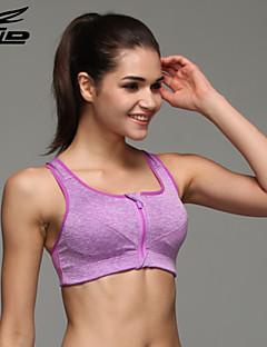 billige Løbetøj-Dame Sports-BH Tank Tops / Toppe - Sport Yoga, Træning & Fitness, Løb Uden ærmer Hurtigtørrende Elastisk Grøn, Blå, Lys pink Klassisk