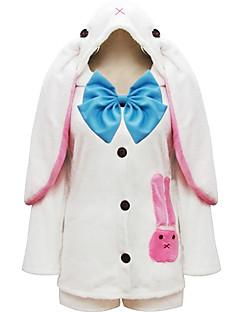 """Inspirert av Vokaloid Hatsune Miku Anime  """"Cosplay-kostymer"""" Cosplay Klær Lapper Topp Skjørte Bånd Til Kvinnelig"""