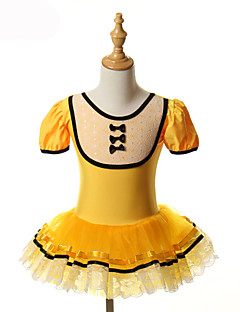 cheap Kids' Dancewear-kids dance costumes Ballet Tutus & Skirts / Dresses / Tutus Children's Performance / Training Spandex