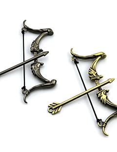 billige Videogame Cosplay Tilbehør-Våpen Inspirert av The Legend of Zelda Cosplay Anime / Videospil Cosplay Tilbehør Våpen Svart / Gul Legering Mann