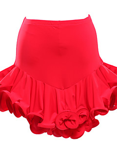 cheap Latin Dance Wear-Latin Dance Tutus & Skirts Women's Performance Viscose Draping Skirt