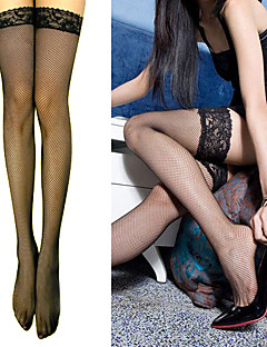 Women's New Fashion Mesh Stretchy thin transparence Stockings