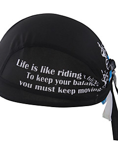 cheap Cycling Hats, Caps & Bandanas-Coolpad Cycling Cap / Bike Cap Headsweat Winter Spring Summer Fall Quick Dry Ultraviolet Resistant Anti-Insect Antistatic Breathable
