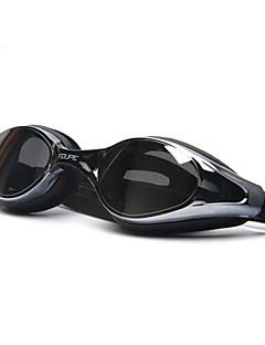 preiswerte Schwimmen-Schwimmbrille Anti-Beschlag Verstellbare Größe Anti - UV - Beschichtung Polarisierte Lense Wasserdicht Silica Gel PC Weiß Grau Schwarz