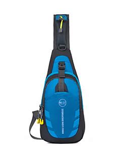 cheap Bike Bags-FuLang 20LWaist Bag/Waistpack Belt Pouch/Belt Bag for Leisure Sports Sports Bag Moistureproof/Moisture Permeability Wearable