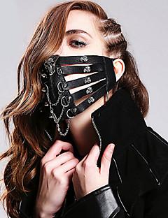 halpa -Lolita Accessories Gothic Lolita Punk Lolita Mask Lolita Naisten Lolita Tarvikkeet Yhtenäinen Mask