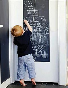 Χαμηλού Κόστους Αυτοκόλλητα Τοίχου Μαυροπίνακας-Πίνακας Κιμωλίας Αυτοκολλητα ΤΟΙΧΟΥ Αυτοκόλλητα Τοίχου Μαυροπίνακας Διακοσμητικά αυτοκόλλητα τοίχου, Βινύλιο Αρχική Διακόσμηση Wall Decal