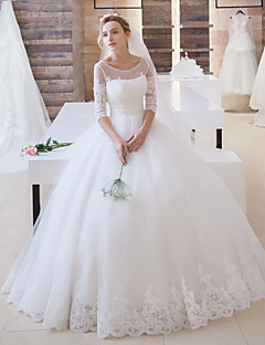 34 Length Sleeve Wedding Dresses Search Lightinthebox