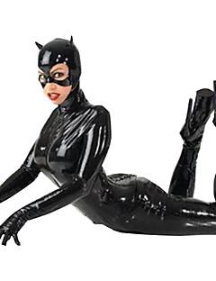 Batter karriere Kostymer Film & Tv Kostymer Zentai Drakter Morphsuit Cosplay Kostumer Kvinnelig Halloween Karneval Nytt År Festival/høytid