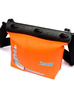 Száraz dobozok Száraz tasakok Mobiltelefon Fényképezőgép táskák Vízálló Búvárkodás és felszíni búvárkodás PVCFekete Fehér Piros Orange