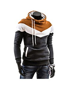 SPCZ® Men's Slim Fit Spell color Fleece Casual Outerwear