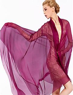お買い得  ファッションアクセサリー-レディース キュート / カジュアル シルク スカーフ
