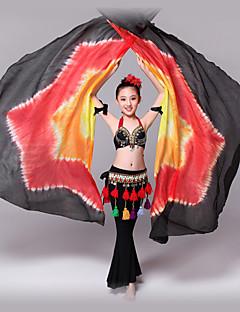 tanie Dziecięca odzież do tańca-Taniec brzucha Skrzydła Isis Wydajność Jedwab Zwierzęta Święta Bożego Narodzenia Halloween Księżniczka Superbohaterowie i złe charaktery