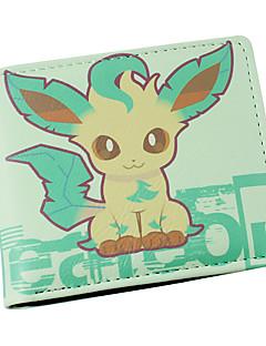 billige Anime cosplay-Veske Lommebøker Inspirert av Pocket Little Monster Cosplay Anime Cosplay-tilbehør Lommebok Mann Kvinnelig