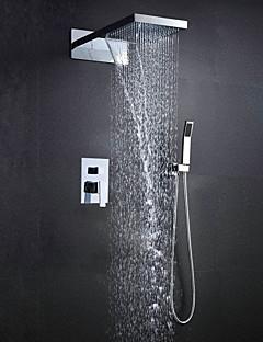 Χαμηλού Κόστους Ντους Βροχή-Σύγχρονο Ντουζιέρα Βροχή Χρώμιο Χαρακτηριστικό for  Βροχή , Κεφαλή ντους