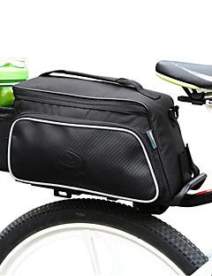 cheap Bike Bags-ROSWHEEL Bike Bag 10LPanniers & Rack Trunk Bike Trunk Bags Waterproof Wearable Shockproof Bicycle Bag Cloth Polyester PVC Terylene Cycle