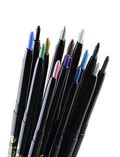 אייליינר עפרון Mineral מחזיק לאורך זמן / טבעי לדעוך שחור / גריי Gradient / Beige / חום / אפור / מוזהב / ורוד / עירום עיניים 1 1 Others