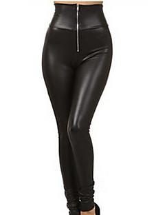 Bukser Punk Lolita Cosplay Lolita-kjoler Svart Ensfarget Til Terylene