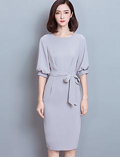 Women's Going out Casual Sheath Dress