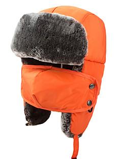 baratos Total Promoção Limpa Estoque-Esqui Chapéu Homens / Mulheres Térmico / Quente Pranchas de Snowboard Poliéster Esportes de Inverno Inverno