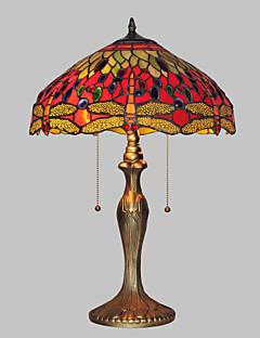 tanie Lampki nocne-Muślin Lampa stołowa Na Metal Światło ścienne 110-120V 220-240V
