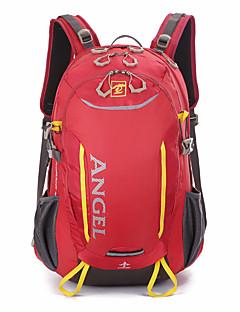 billiga Ryggsäckar och väskor-40L Ryggsäckar / Ryggsäck / ryggsäck - Snabb tork, Bärbar, Multifunktionell Camping, Resa Polyester, Nylon Gul, Röd, Blå