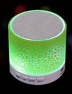A9 Dockingsstasjon Bluetooth Bærbar Trådløs Subwoofer Hvit Grønn Blå