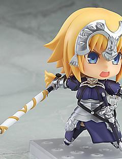 Fate/stay night Saber PVC 10cm アニメのアクションフィギュア モデルのおもちゃ 人形玩具
