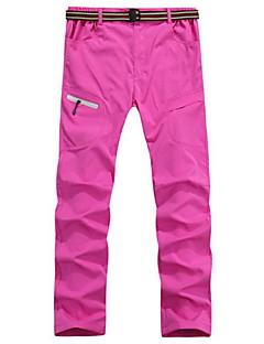 baratos Calças e Shorts para Trilhas-Mulheres Calças de Trilha Ao ar livre Respirável Inverno Calças Corrida