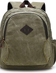 billiga Ryggsäckar och väskor-20L Ryggsäckar till dagsturer / Rese Duffelväska / Rymlig bag - Fuktighetsskyddad, Multifunktionell Fritid Sport, Resa, Löpning Duk Grön,