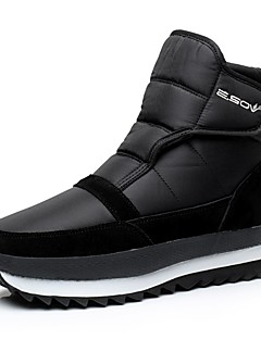 cheap Snow Hiking Boots-Z.SUO Men's Skiiing Snow sports Downhill Boots Winter Anti-Slip Anti-Shake/Damping Cushioning Height Increasing Shoes Black