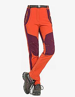 Damen Wanderhosen Wasserdicht warm halten Rasche Trocknung tragbar Stoßfest Unten für Camping & Wandern Angeln Klettern Freizeit Sport