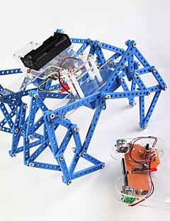 Χαμηλού Κόστους Ρομπότ & Αξεσουάρ-καβούρι βασίλειο πακέτο diy παζλ που συναρμολογούνται ύλη του παιχνιδιού με τηλεχειριστήριο ξύλινο βοοειδή άλογο μηχανική θηρίο 79