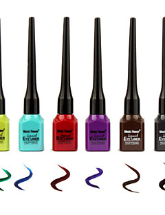 1Pcs  6 Colors Water-Proof Eye Liner Liquid Eyeliner PencilGel Makeup Cosmetic