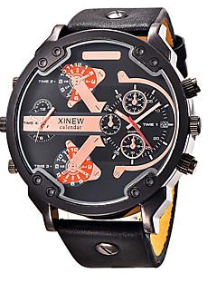 Herrn Kinder Kleideruhr Modeuhr Armbanduhr Armband-Uhr Armbanduhren für den Alltag Sportuhr Militäruhr Chinesisch Quartz Kalender