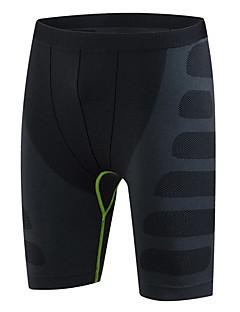 Homens Shorts de Corrida Short de Compressão de Corrida Secagem Rápida Compressão Confortável Shorts Calças para Exercício e Atividade