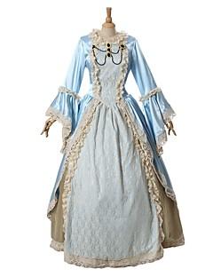 Prinsesse Dronning Cinderella Eventyr Gudinne Cosplay Kostumer Party-kostyme Maskerade Dame Kvinnelig Halloween Jul Karneval Nytt År