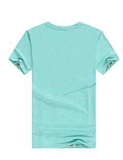 baratos Camisas para Trilhas-SPAKCT Mulheres Unisexo Camiseta de Trilha Ao ar livre Secagem Rápida Respirável Redutor de Suor Blusas Invisível Pesca