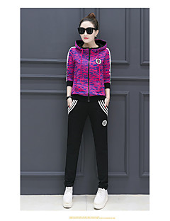 Women's Shopping Dailywear Other Work Wear Date School Daily Wear Chic & Modern Suits,Mixed Color Cotton Polyester Nylon