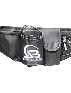 cheap Bike Bags-Waist Bag/Waistpack for Leisure Sports Sports Bag Waterproof Waterproof Zipper Dust Proof Multifunctional Running Bag All Phones iPhone