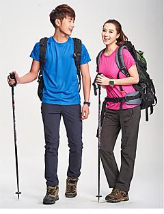女性用 男女兼用 ハイキング Tシャツ 速乾性 透湿性 高通気性 モイスチャーコントロール Tシャツ トップス 洋服セット のために スキー キャンピング&ハイキング トレッキング 夏 L XL XXL