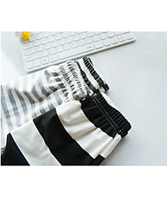 Baby Casual/Daily Solid Shorts,Silk Spring Fall