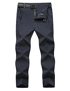 Herrn Wanderhosen Rasche Trocknung tragbar Atmungsaktiv Leicht Hosen/Regenhose für Camping & Wandern M L XL XXL XXXL-SPAKCT